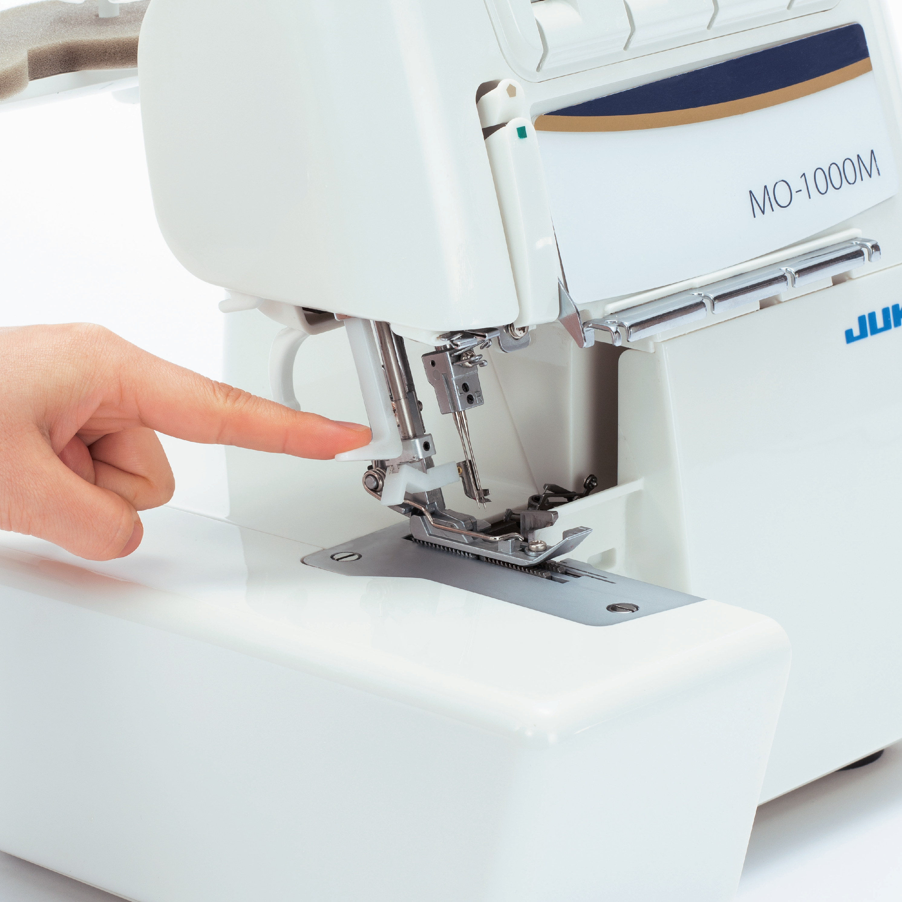 Mo 1000 Serging Products Sewing Machine Threading Diagram More Views
