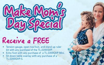 Make Mom's Day Special